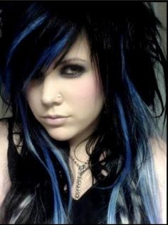 Love just the thin blue streaks