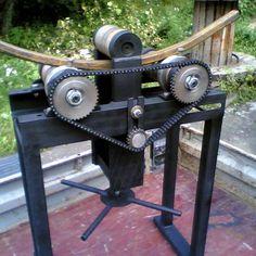 Metal Bending Tools, Metal Working Tools, Metal Tools, Work Tools, Mechanical Engineering Design, Mechanical Design, Diy Welding, Welding Tools, Metal Projects