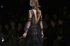 Alberta Ferretti Ready To Wear Fall Winter 2015 Milan
