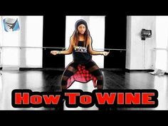 HOW TO WINE | Dancehall TUTORIAL » Learn to Dance Step-By-Step w/ @DanceVIDSlive & @Dancehall Funk