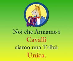 #cavalli #tribù #unica