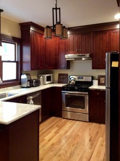 Kitchen Remodel By Robert L North Tonawanda NY We Started Our - Bargain outlet kitchen cabinets
