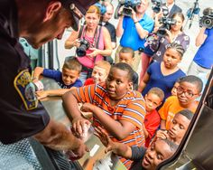 Through their community policing outreach effort, this police department is handing out ice cream. See how other cities are reducing crime in their streets.