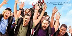 GROWN UPS 2 Review - More gross out gags but less heart in comic sequel