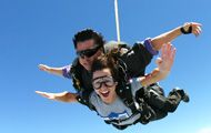 Sky Diving! I think everyone should do one thing in life that is so freeing but terrifying it reminds them to live.