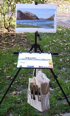 Featherweight Plein Air Oil Painting (3 of 4)