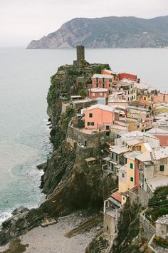 Italy - Cinque Terre  |  The Fresh Exchange