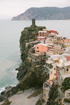 Italy - Cinque Terre  |  The Fresh Exchange
