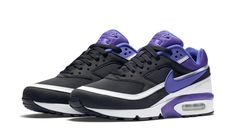 online retailer 362c7 95871 Cloaked in black with hits of Persian violet, the Air Max Classic BW is new  jack swing in the flesh.