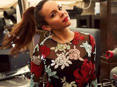 Dena Kaplan as Magdalena Dena Kaplan, Dance Academy, Gorgeous Women, Beautiful, Girly, Ruffle Blouse, Famous People, Envy, Geek