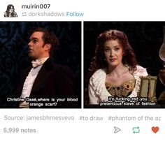 damn it Raoul get it right! Broadway Theatre, Musical Theatre, Musicals Broadway, Broadway Shows, Theatre Nerds, Theater, Love Never Dies Musical, Hadley Fraser, Opera Ghost