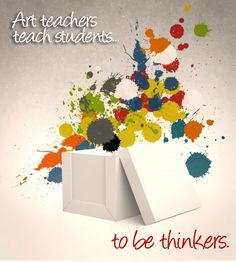 Why Art Teachers are The Most Important Teachers in the School