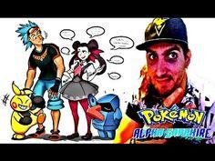 Będzie Wpierdol z Pokemon Alpha Saphire part 07 Rozwałka Brawliego drugi...