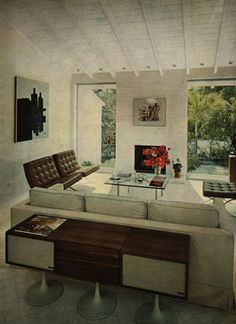 House and Garden, August 1966.  Pinned by Secret Design Studio, Melbourne.  www.secretdesignstudio.com