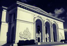 Arhitecture. Opera. Bucharest.