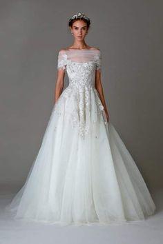 Vestidos de novia corte princesa, ¡para brillar en tu gran día!
