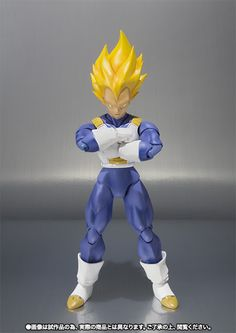 S.H.Figuarts Vegeta Super Saiyan Advanced Color