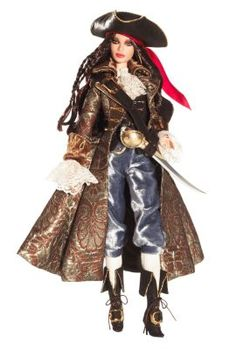The Pirate Barbie® Doll   The Barbie Collection