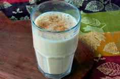 Pumpkin Pie Oatmeal Smoothie , delicious with all healthy ingredients