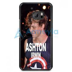 Ashton Irwin 5Sos Wherever You Are HTC One M10 Case | armeyla.com