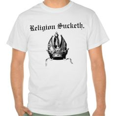 =>quality product          Religion Sucketh T w/back text Tshirts           Religion Sucketh T w/back text Tshirts We have the best promotion for you and if you are interested in the related item or need more information reviews from the x customer who are own of them before please follow the ...Cleck See More >>> http://www.zazzle.com/religion_sucketh_t_w_back_text_tshirts-235732862226616786?rf=238627982471231924&zbar=1&tc=terrest