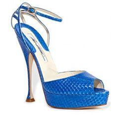 Brian Atwood Orlando platform sandals