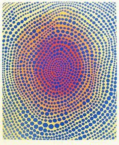 yayoi kusama paintings - Buscar con Google