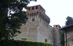Castello del Trebbio, Tuscany..