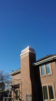 Cypress Metals is the premier chimney cap manufacturer in Salt Lake City, Utah. Chimney Cap, Salt Lake City, Willis Tower, Metals, Utah, Skyscraper, Multi Story Building, Design, Skyscrapers