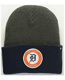 big sale 3217d 49a39  47 Brand Detroit Tigers Ice Block Cuff Knit Hat Ice Blocks, Knit Hat For