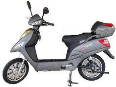 An electric bike in the style of a motor scooter that complies with the EAPC regulations. Glide effortlessly over the road with all the convenience and freedom Scooters For Sale, Motor Scooters, Electric Mopeds For Sale, Scooter Custom, Moped Scooter, Amazon Sale, Outdoor Store, Custom Harleys, Ways To Travel