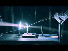 Rube Goldberg Machine that uses lights