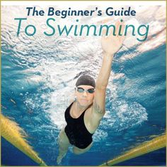 The Beginner's Guide To Swimming Get Healthy U is part of fitness - If you want swimming to be your new lowimpact total body workout, here's what you need to know! We'll help you get the most out of your first pool workout! Lap Swimming, Swimming Tips, Swimming Workouts, Pool Exercises, Swimming For Fitness, Cycling Workout, Running Workouts, Bike Workouts, Cycling Tips