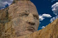 Crazy Horse  - Pinned by Mak Khalaf Abstract  by DesiBotelho