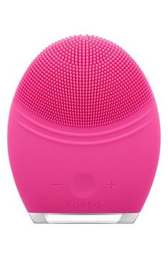 Free shipping and returns on FOREO 'LUNA™ 2 Pro' Facial Cleansing & Anti-Aging Device at Nordstrom.com. LUNA 2 Pro is a powerful cleansing device designed to give you a daily mini-facial in the comfort of your own home. With a motor two times as powerful as the original LUNA design and a brush surface made out of smooth, soft silicone, this device is gentle and effective, using dual T-Sonic™ pulsations that are channeled through softer, longer silicone touch points to deep cleanse the skin…