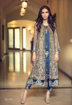 #PakistaniFashionDesigner Maria B. Eid Collection 2015, #PakistaniDresses