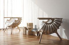 Shell Chair, Marco Sousa Santos. Portuguese Design