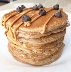 So I finally gave in and boughtKodiak Cakespancake/waffle mix Kodiak Cakes makes pancake mix without all the nasty gross stuff that other boxed pancake mixes have in them. I've made so many…