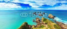 NZ Seascape