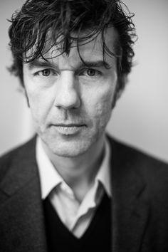Stefan Sagmeister from Justin Hackworth Stefan Sagmeister, Sagmeister And Walsh, Top Graphic Designers, Time Warner, Photoshop, Graphic Design Projects, Rolling Stones, Service Design, Album Covers