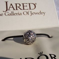Pink Cosmic Stars Pandora Jared Exclusive Multi Color CZ Clip