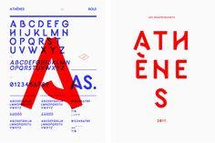 Les graphiquants design studio paris 1 in Typography