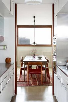 33 Small-But-Stylish Galley Kitchens