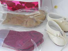 American Girl Josefina Shoes and Socks