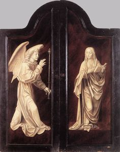 triptych closed 1500 Unknown Master