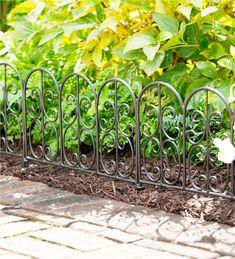 Main image for Montebello Iron Garden Edging