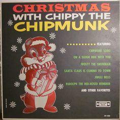 Chippy The Chipmunk Christmas Album