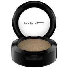 Mac Sumptuous Olive Veluxe Pearl Eye Shadow ($16) ❤ liked on Polyvore featuring beauty products, makeup, eye makeup, eyeshadow, mac cosmetics and mac cosmetics eyeshadow