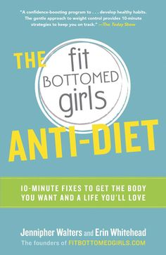 We've put all of our experiences and life lessons into The Fit Bottomed Girls Anti-Diet, our manifesto of sorts on how to live a healthy, happy and truly fulfilled life. This confidence-boosting program will help you to have a healthier relationship with your body 10-minutes at a time.
