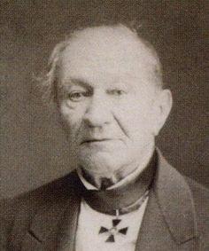 Историк, преподаватель, поэт, драматург Павел Кукольник (1795-1884). Старший брат Нестора Кукольника.